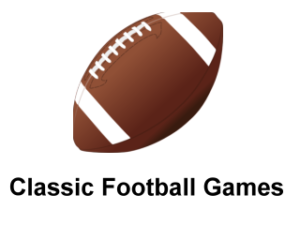 Classic Football Broadcasts