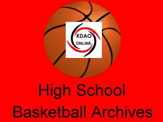 HS Basketball Archives Red with logo
